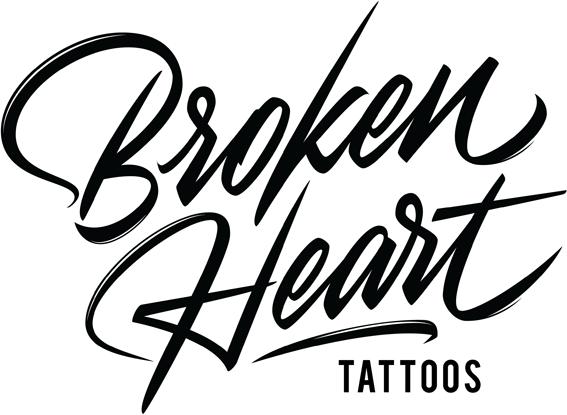 BrokenHeart Logo Script